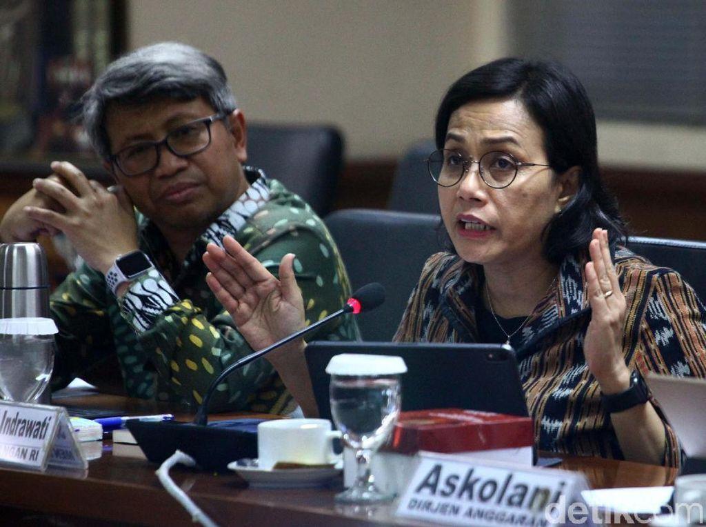 Sri Mulyani Beberkan Pemda Minta Jokowi Tak Pangkas Dana ke Daerah
