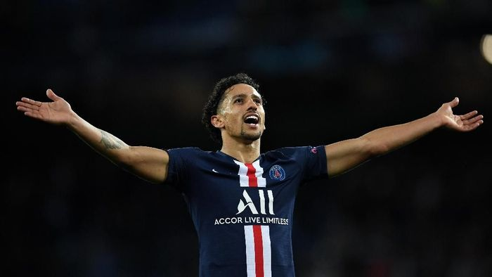 Marquinhos perpanjang kontrak di Paris Saint-Germain hingga 2024. (Foto: David Ramos/Getty Images)