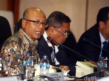 Diskusi Penyelesaian Gagal Bayar Jiwasraya