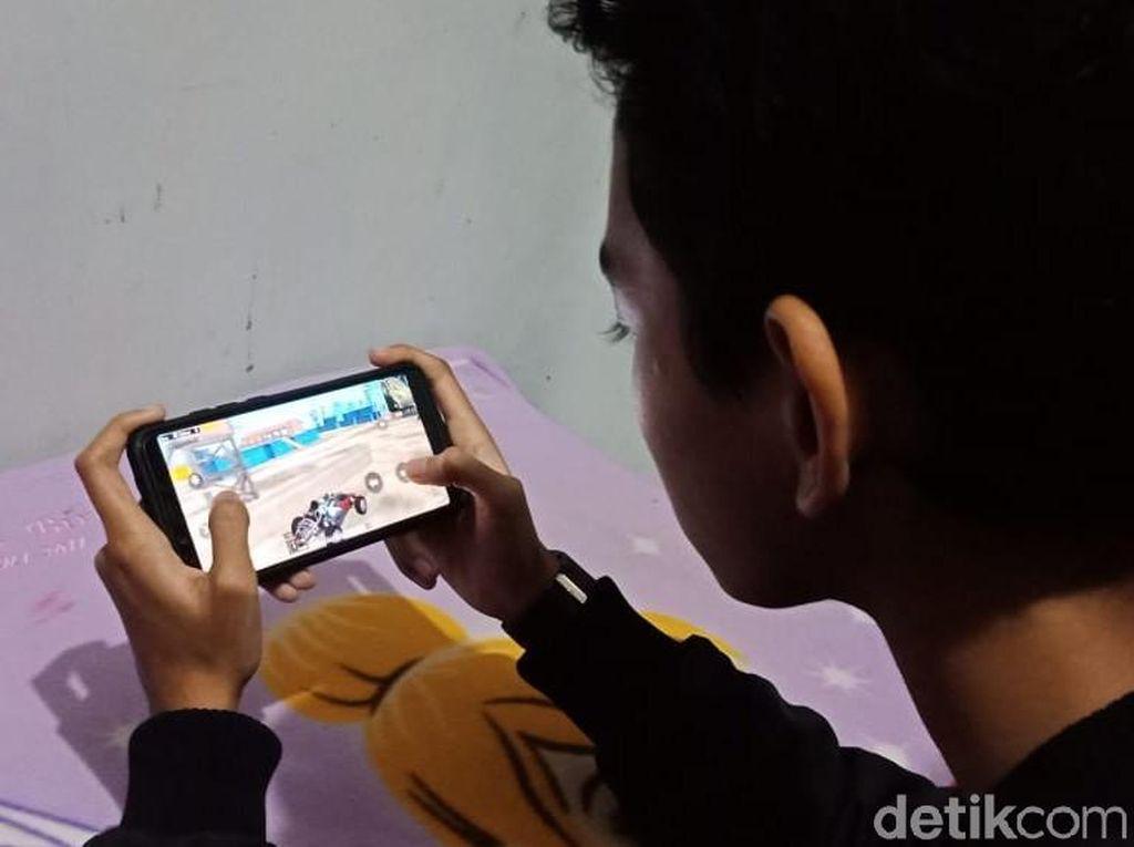 Dibutuhkan Ketegasan Orangtua untuk Pulihkan Anak Kecanduan Game Online