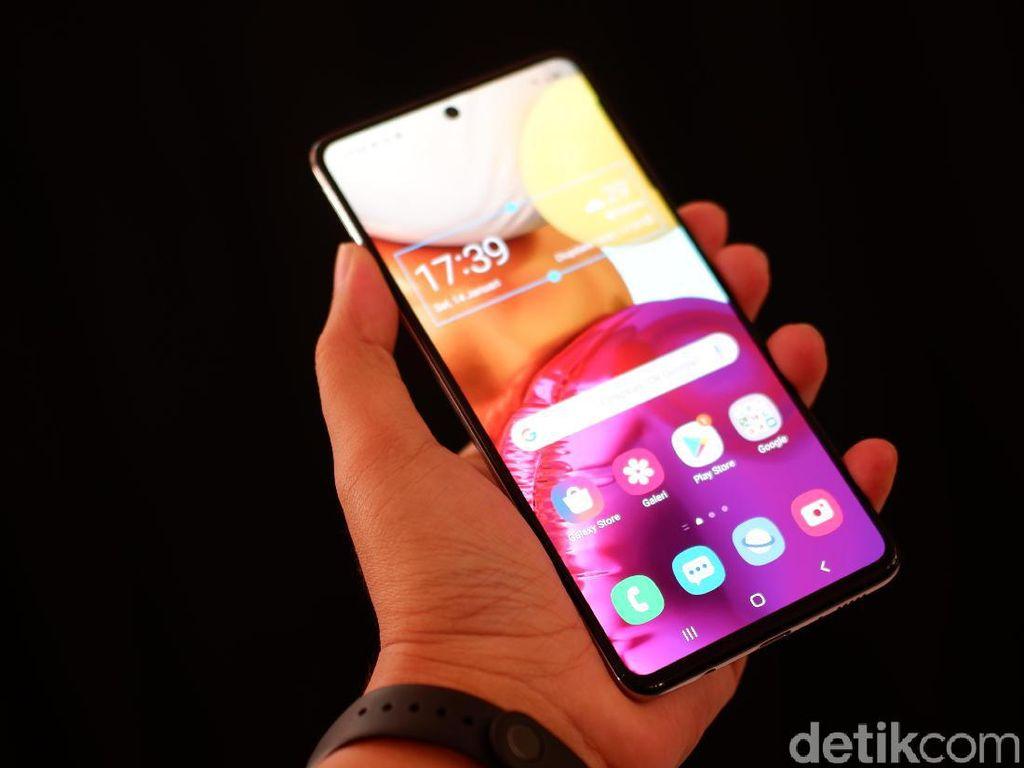 Pre-order Dibuka Besok, Ini Harga Samsung Galaxy A71