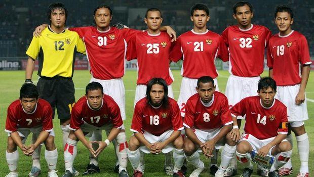 Penampilan Timnas Indonesia 2007