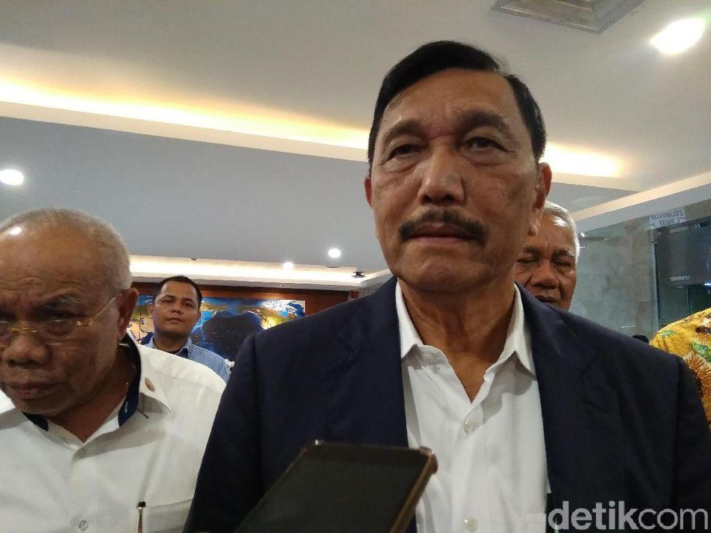 Rayu Investor ke RI, Luhut Jamin Kasus Meikarta Tak Terulang Lagi