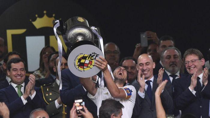 Barcelon dan Real Madrid bertemu lawan mudah di babak 32 besar Copa del Rey (Foto: Denis Doyle/Getty Images)