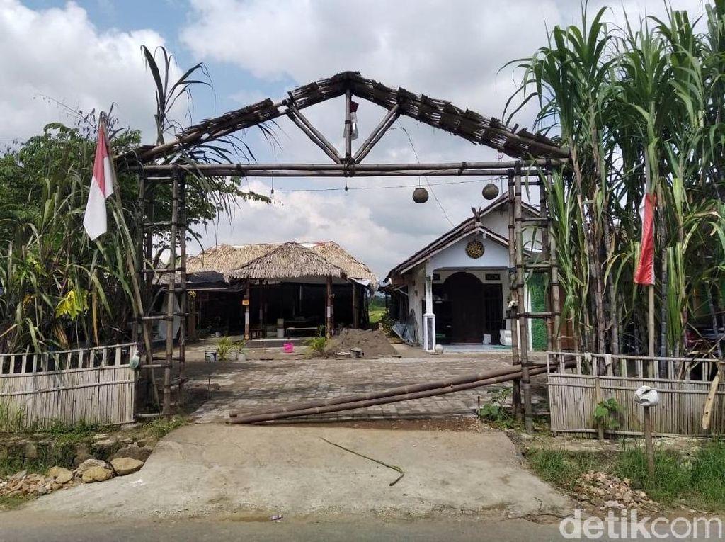 Didatangi Aparat Desa Saat Kirab, Ratu Fanni Ngaku Syuting YouTube