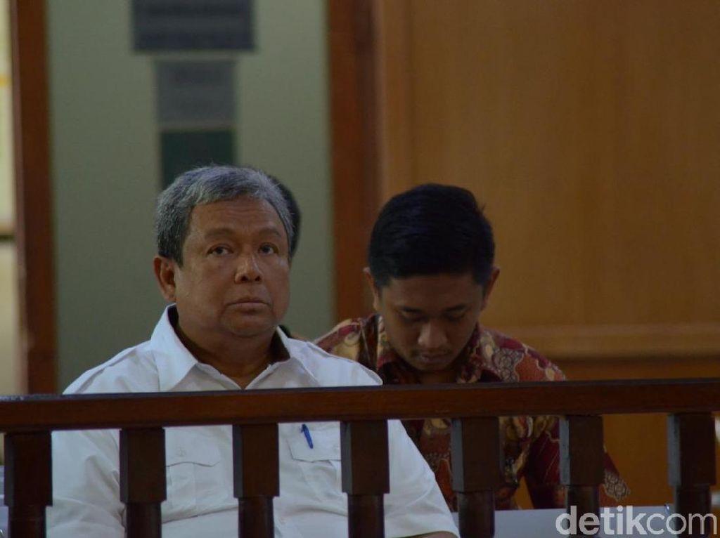Kasus Korupsi, Eks Dirut Jasa Tirta II Didakwa Rugikan Negara Rp 4,9 M