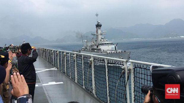 Natuna dan Bukti Kedodoran Armada Pengamanan Laut Nusantara