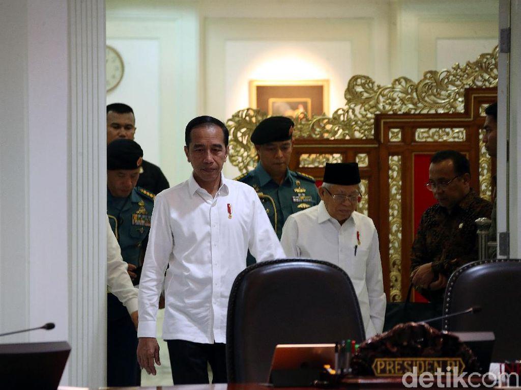 Pengusaha Puji Capaian Satu Tahun Jokowi-Maruf, Apa Katanya?