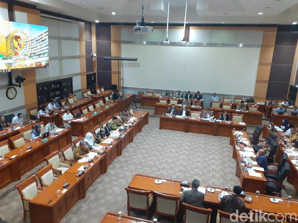 Paparan Dinilai Promosikan Calon Hakim Agung, Ketua KY Disemprot Komisi III