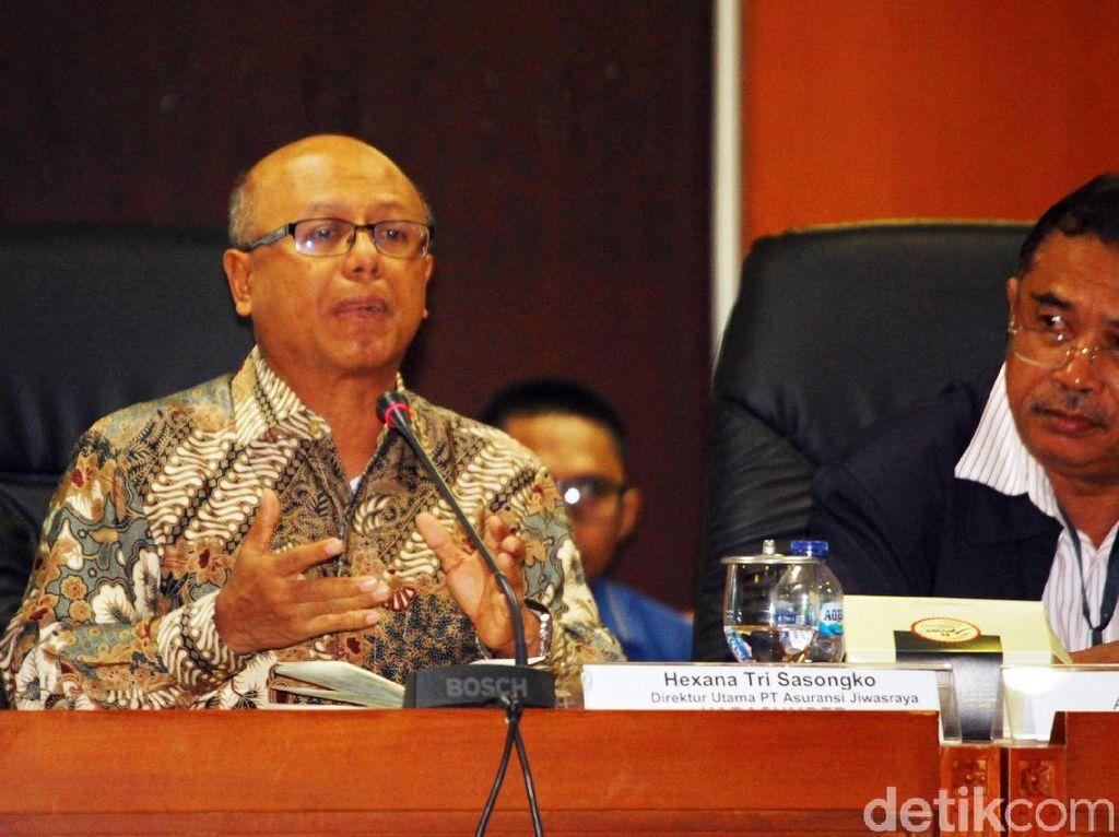 Kasus Benny Tjokro Tak Ganggu Proses Cicil Dana Nasabah Jiwasraya
