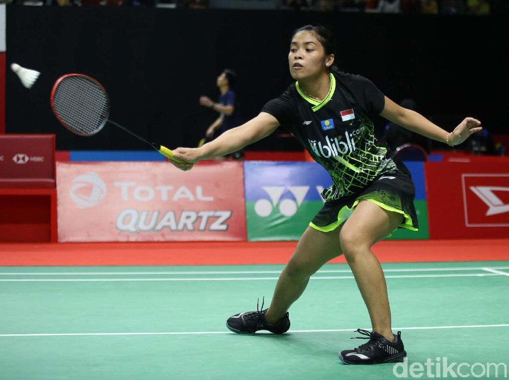 Hasil PBSI Home Tournament Babak Semifinal Tunggal Putri