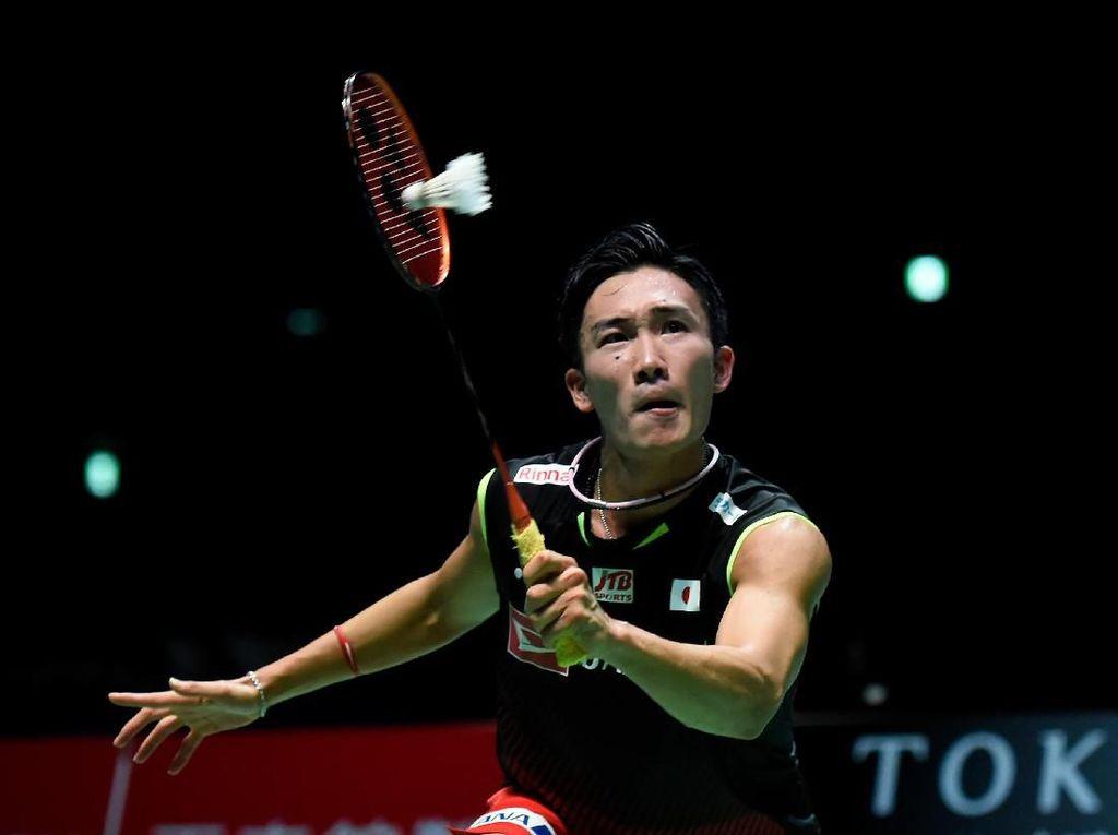Batal Comeback, Kento Momota Absen di Denmark Open 2020