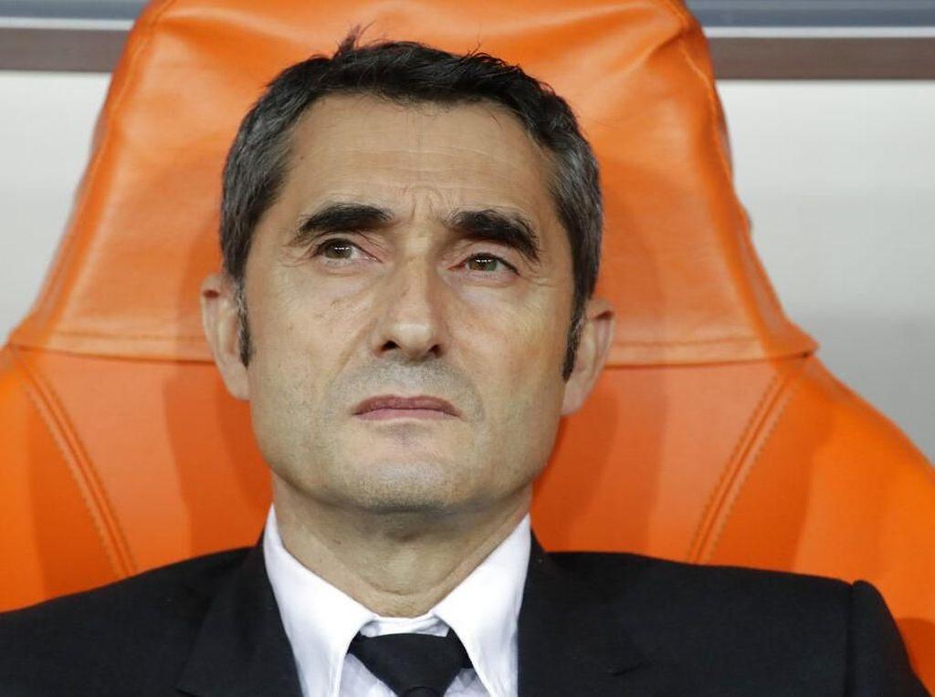 Valverde Sudah Tahu Akan Dipecat Barcelona