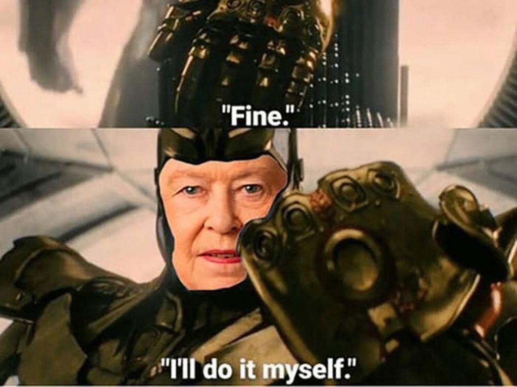 Megxit! Kumpulan Meme Meghan Markle dan Pangeran Harry
