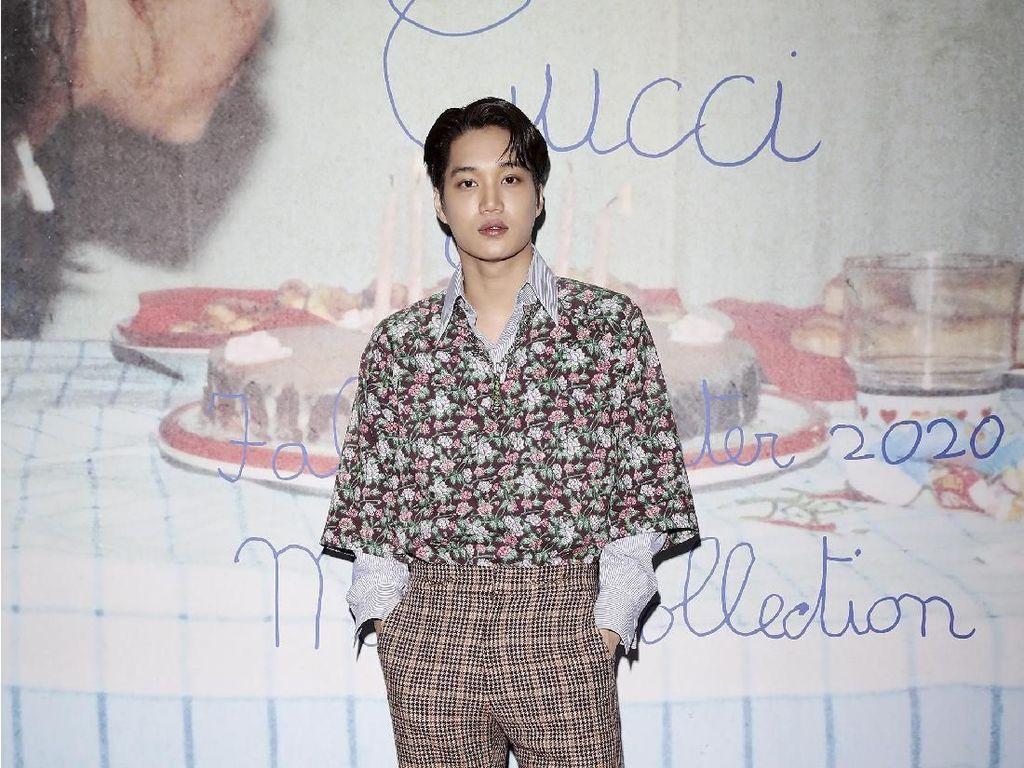 Kai EXO Debut Solo, Diet Ketat agar Tubuh Tampak Tipis