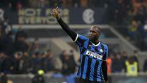 Video 2 Gol Lukaku yang Menangkan Inter