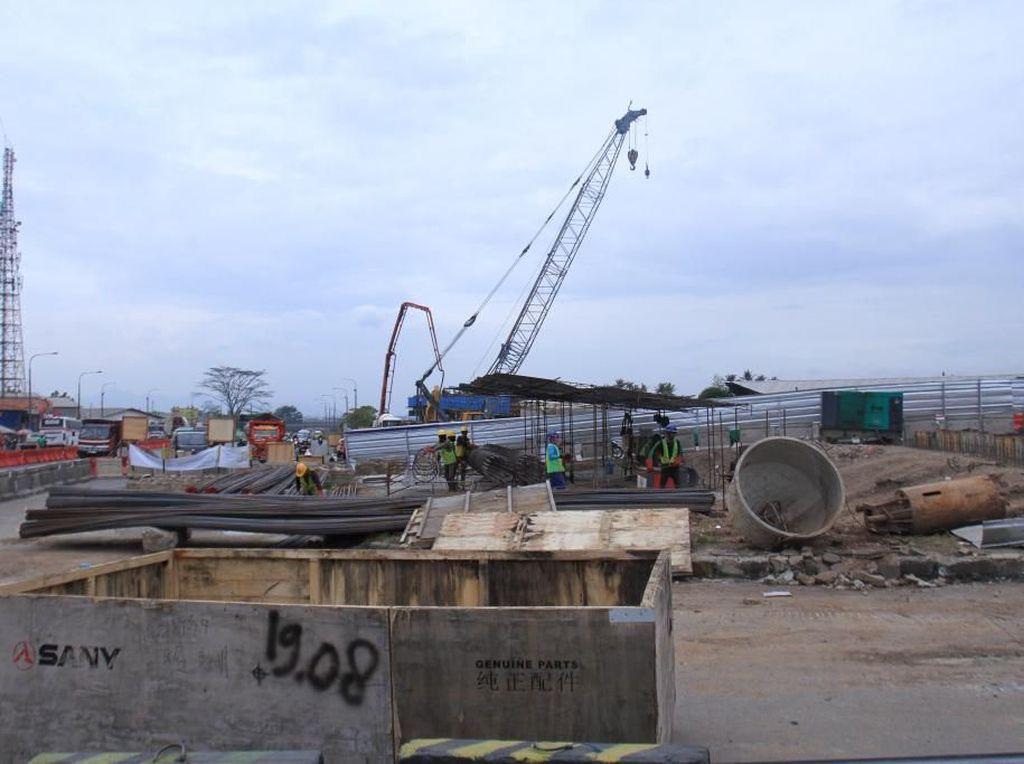 Proyek Underpass Tol Cisumdawu Dimulai, Ditarget Kelar H-10 Lebaran