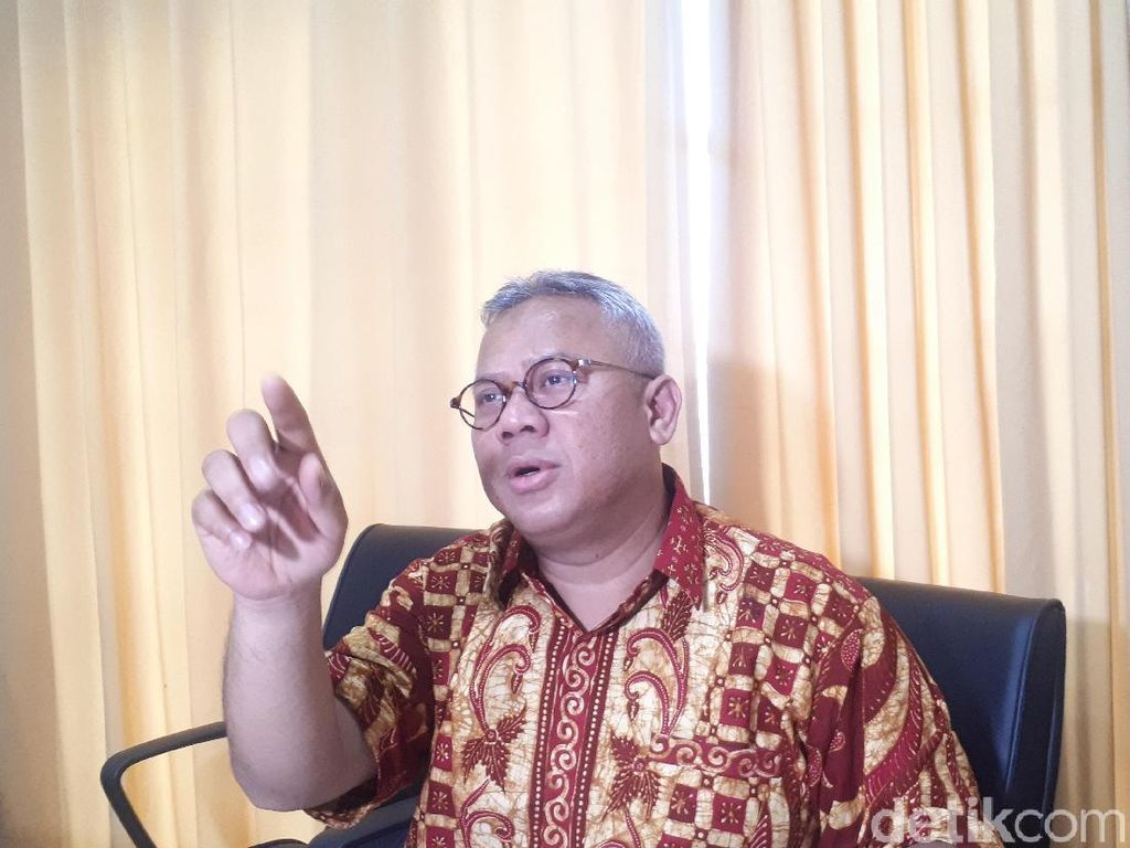 Video: Ketua KPU Terima Laporan Banyak Pihak Ikut Campur PAW PDIP