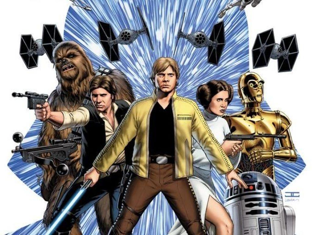 Komik Star Wars Terpopuler Selama 10 Tahun