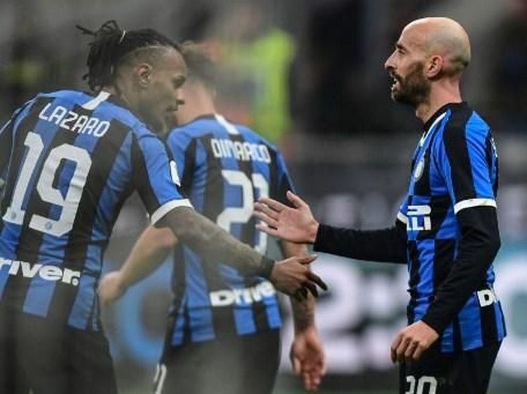 Lupakan Hasil Imbang dengan Atalanta Kunci Inter Kandaskan Cagliari