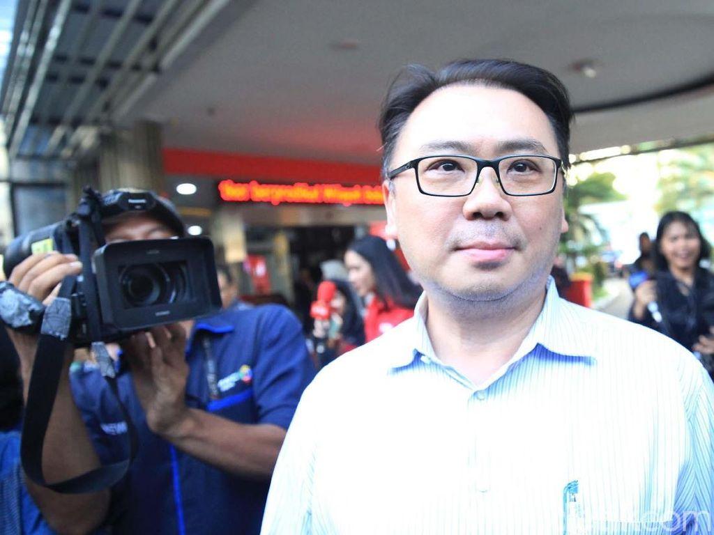 Direktur PT Sinar Mas Asset Management Diperiksa Kejagung