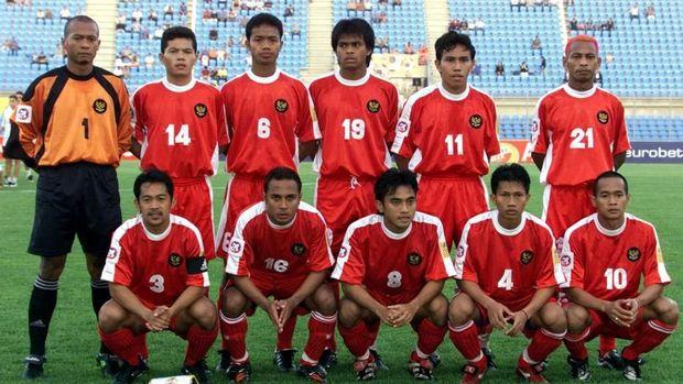 Penampilan Timnas Indonesia di tahun 2000