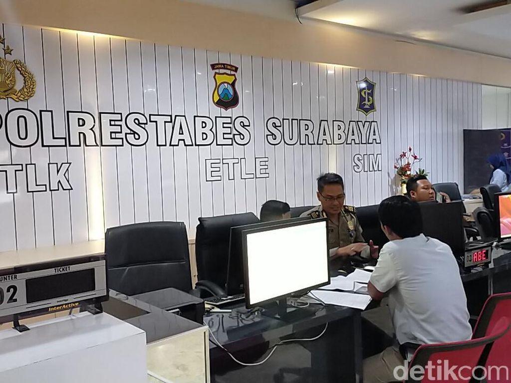 Di Mana Para Pengendara yang Kena e-Tilang Surabaya Bisa Konfirmasi?