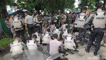 Dimediasi Polisi, Pengosongan Kawasan Stadion Mattoanging Ditunda