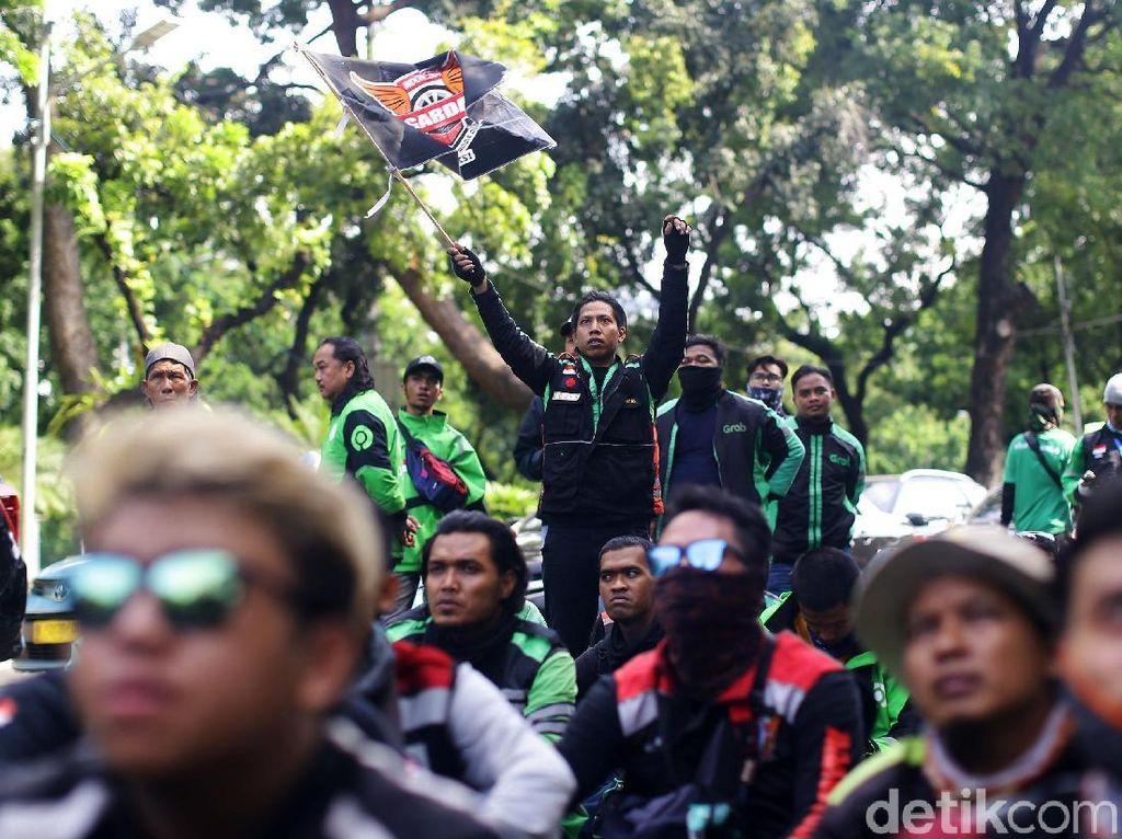 Video Kata Menhub soal Driver Ojol Tuntut Tarif Per Provinsi