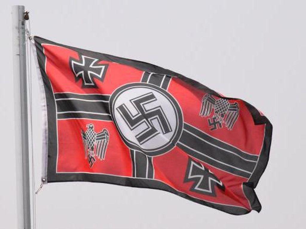 Anti-Yahudi Meningkat di Australia, Pengibaran Bendera Nazi Dikecam Warga