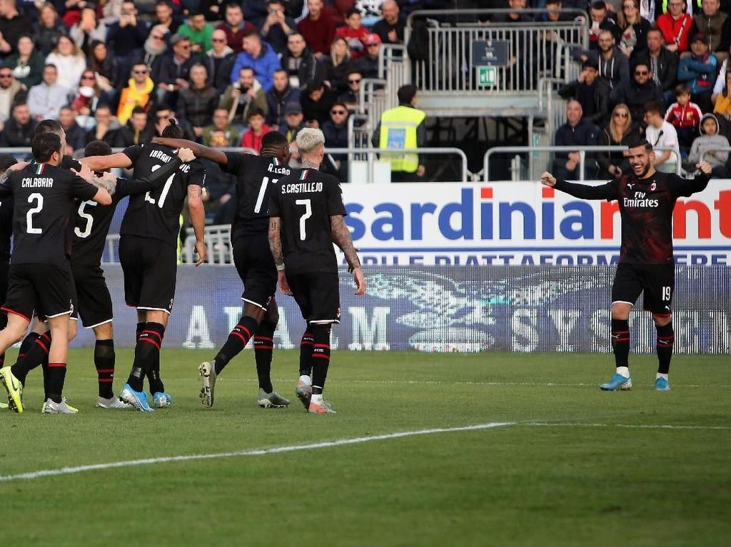 Jadwal Coppa Italia Malam Nanti: AC Milan Vs SPAL, Juventus Vs Udinese