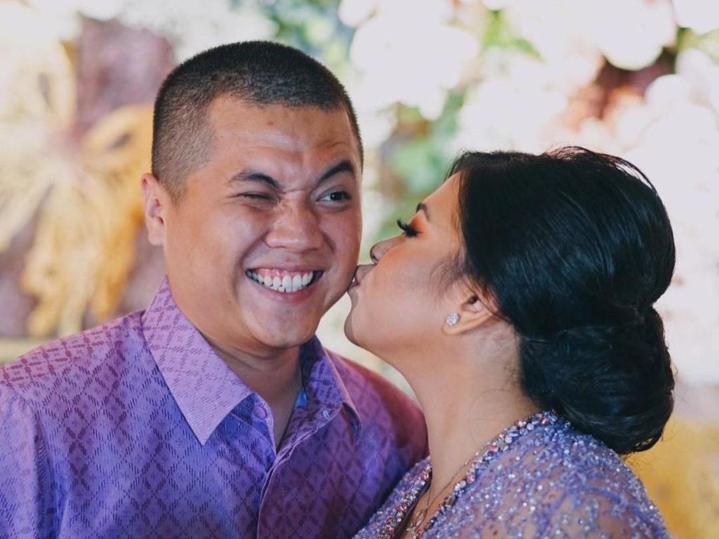 Mewahnya Lamaran Anak Crazy Rich Kalimantan, Helm Rp 38 Juta Jadi Seserahan