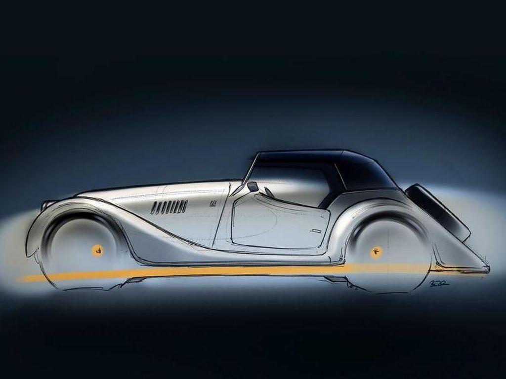 Mobil Bergaya Klasik Ini Kembali Hidup