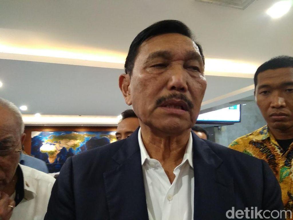 Ridwan Kamil Lapor Normalisasi Citarum, Luhut: Banjir Berkurang