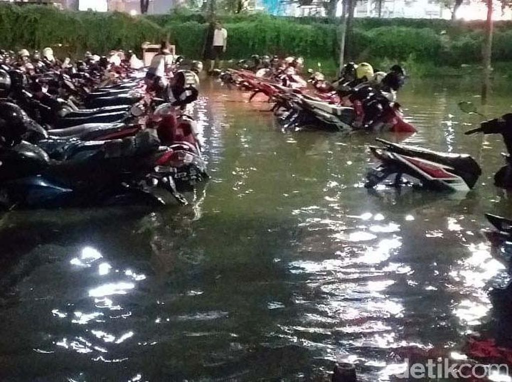 Darmo Park Surabaya Terendam, Pemkot Minta Pengelola Gelar Kerja Bakti