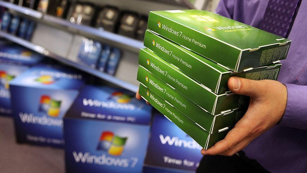 Evolusi Tampilan Microsoft Windows Selama 35 Tahun