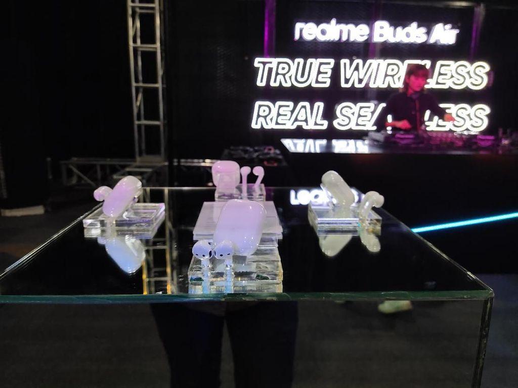 Luncurkan Buds Air, Realme Mulai Incar Pasar IoT