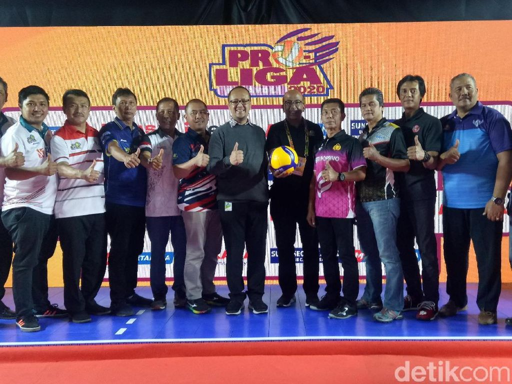 Proliga 2020 Start 24 Januari