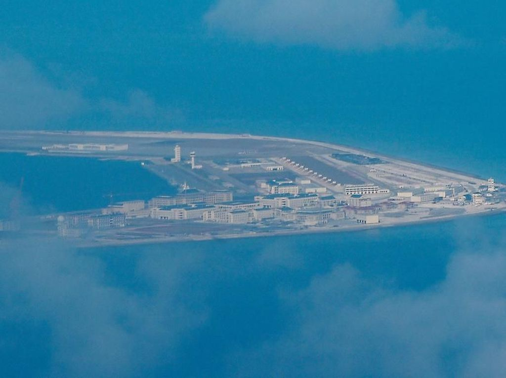 Kepulauan Spratly Diklaim Prancis, China Marah dalam Ketidaktahuan