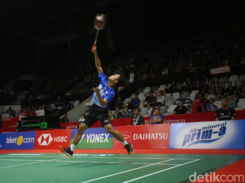 Jadwal Daihatsu Indonesia Masters 2020 Hari Ini