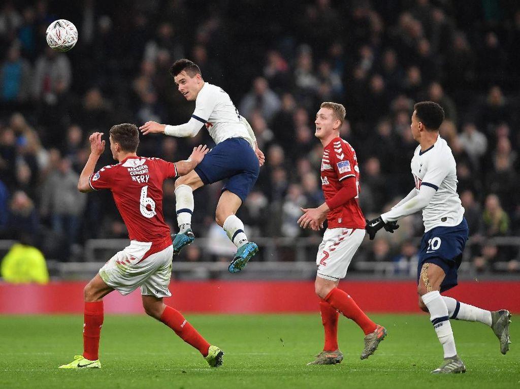 Tottenham Vs Middlesbrough: 5 Fakta di Balik Kemenangan Spurs