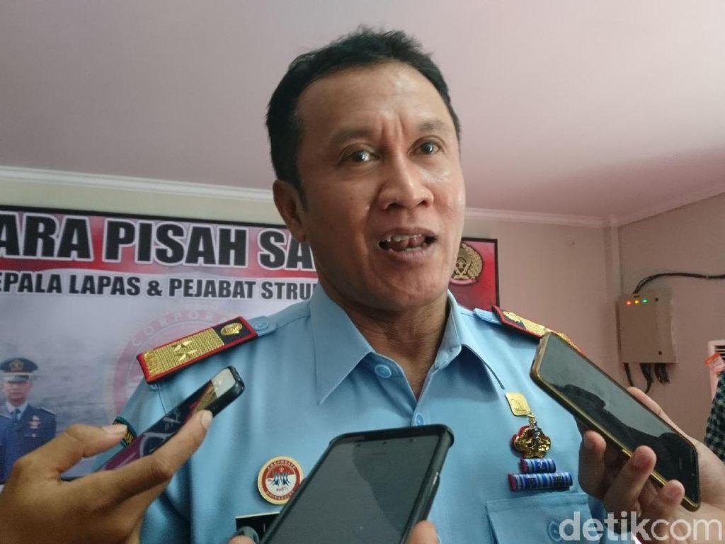 Kapasitas Hanya 5.500 Orang, Lapas di Banten Dihuni 11.600 Narapidana
