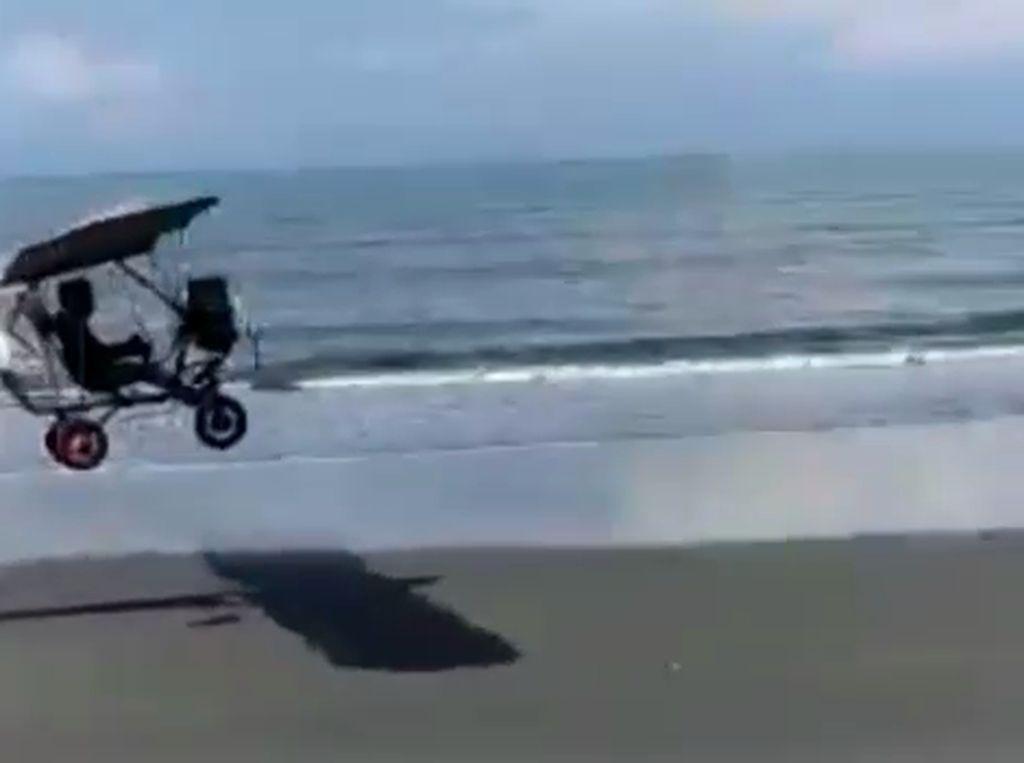Bisa Terbang! Pesawat Bikinan Montir Tak Lulus SD Seharga Rp 30 Juta