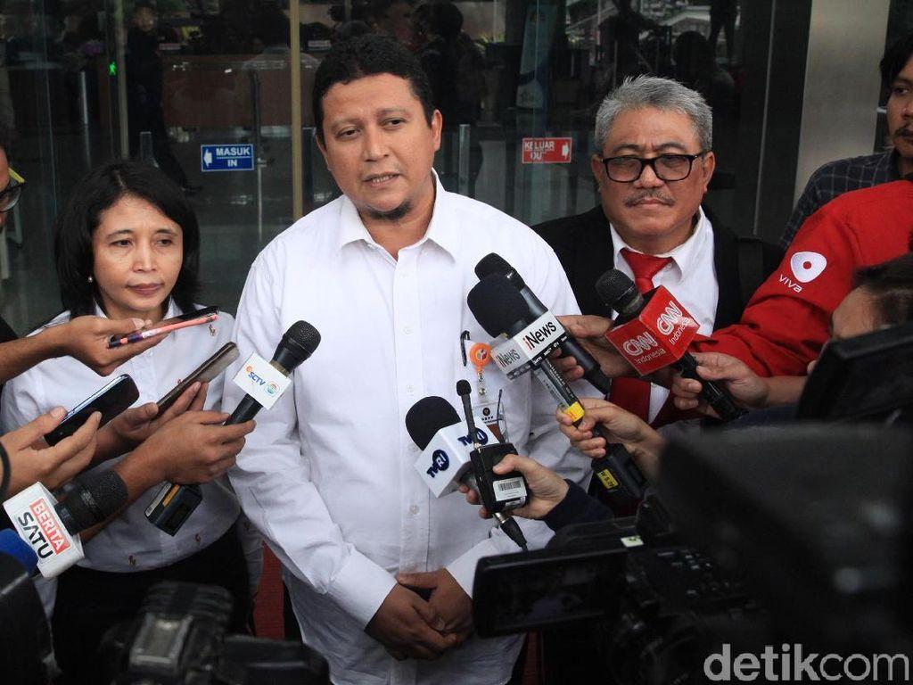 DKPP Cermati Pengakuan Wahyu Setiawan soal Posisi Sulit di Kasus Suap PAW DPR