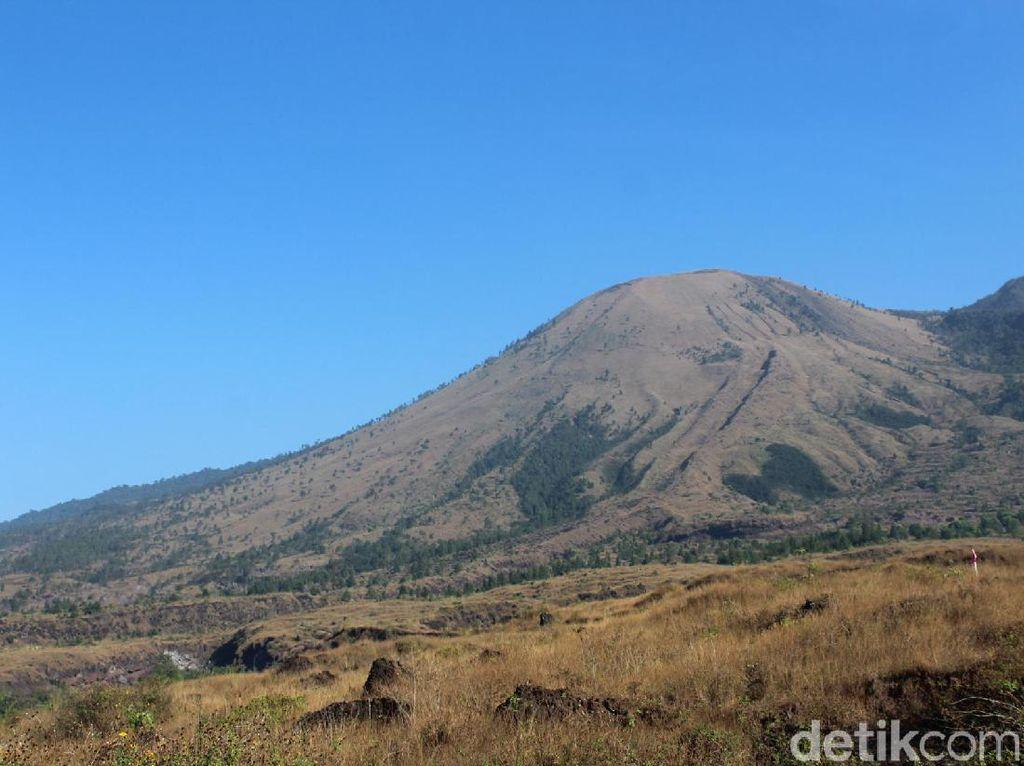 Cerita Mistis Pendaki Hilang di Gunung Guntur Garut Menyisakan Petuah