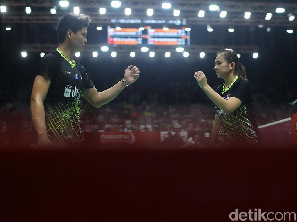 Praveen/Melati Tembus Perempatfinal Daihatsu Indonesia Masters
