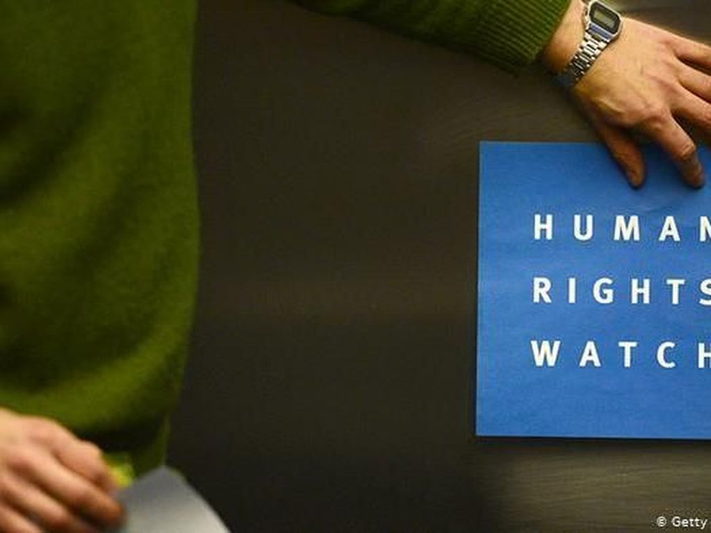 Human Rights Watch: Situasi HAM di Indonesia Memburuk