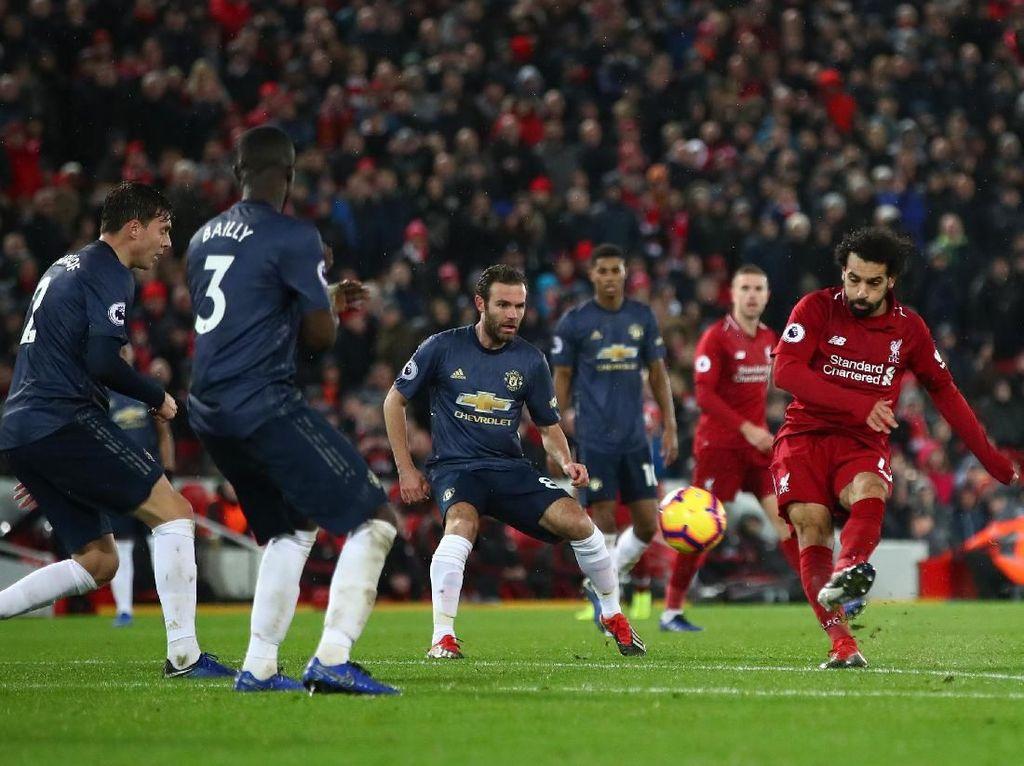 Liga Inggris Pekan Ini: Liverpool Vs Manchester United di Anfield