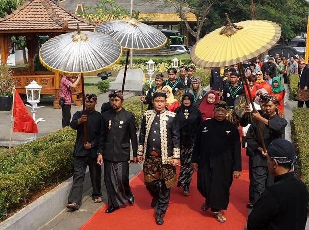 Meskipun Hanya untuk Event Wisata, Keraton Djipang Resmi Berbadan Hukum