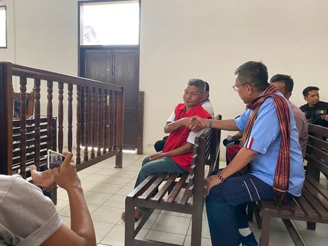 Penjarakan Samirin yang Ambil Getah Karet Rp 17 Ribu, Kejagung: UU Seperti Itu